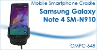 Samsung Galaxy Note 4 SM-N910 Cradle / Holder