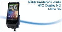 HTC Desire HD Car Holder / Cradle